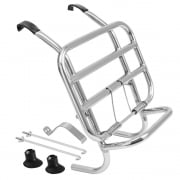 CLEARANCE DAMAGED VESPA Stainless Steel Front Rack Carrier GTS 125/250/300/SUPER