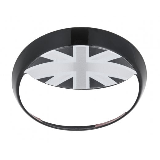 TSR GTS Headlight Rim with Chequered Peak/Cap Vespa GTS/GTS Super/GT