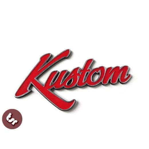 KUSTOM CNC Billet Badge/Emblem Mustang/Capri/VW/Beetle/Morris/Bus/Gasser/Rat