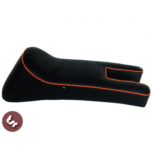 LAMBRETTA Ancillotti-Snetterton Race Seat Black/Orange