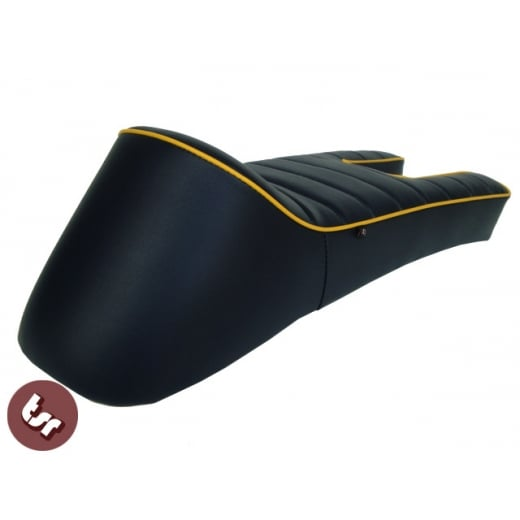 LAMBRETTA Ancillotti-Snetterton Seat Navy Blue/Yellow