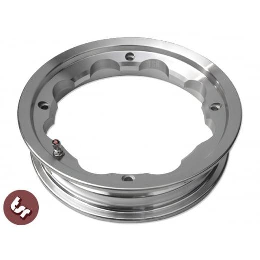 "LAMBRETTA Billet Tubeless Sip Wheel Rim 3.50x10"" Polish"