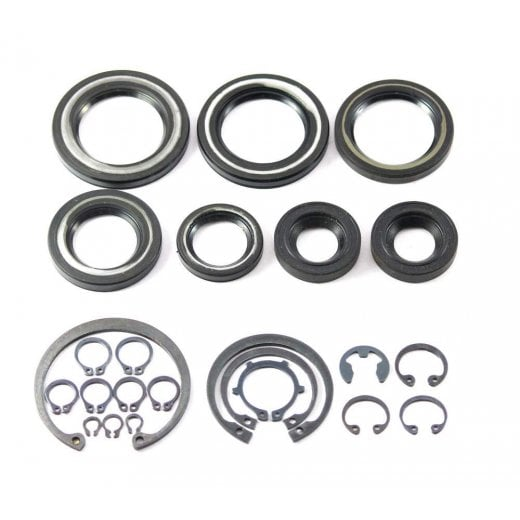 LAMBRETTA Circlip Engine Kit + Oil Seal Engine Kit GP/LI/SX/TV
