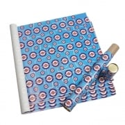 LAMBRETTA Gift Wrapping Paper Roll