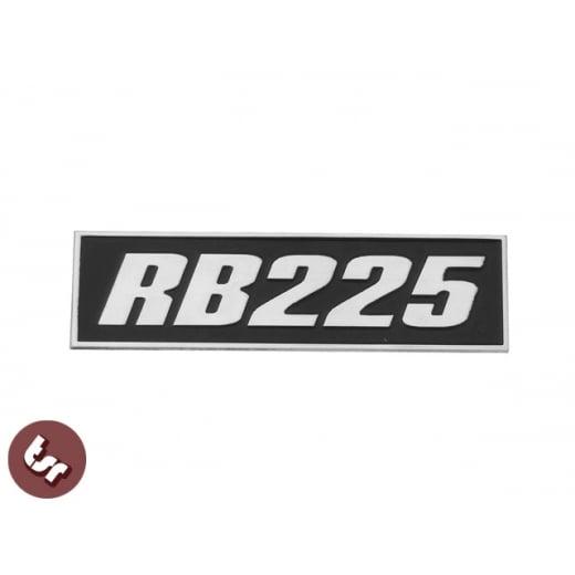 LAMBRETTA GP Billet CNC Legshield Badge/Emblem RB22/RB 225/AF Tuned