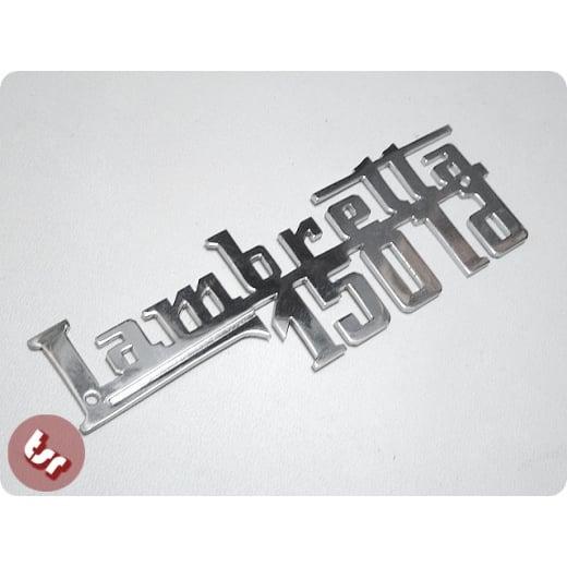 LAMBRETTA Legshield Badge 'Lambretta 150 LD LD150 150LD