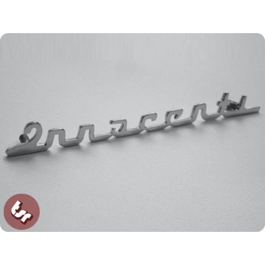 LAMBRETTA Legshield/Side Panel Chrome Badge INNOCENTI