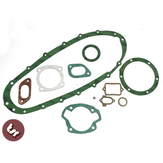 LAMBRETTA LI/SX/GP 200 cc QUALITY Complete Gasket Set Engine/Exhaust/Cylinder