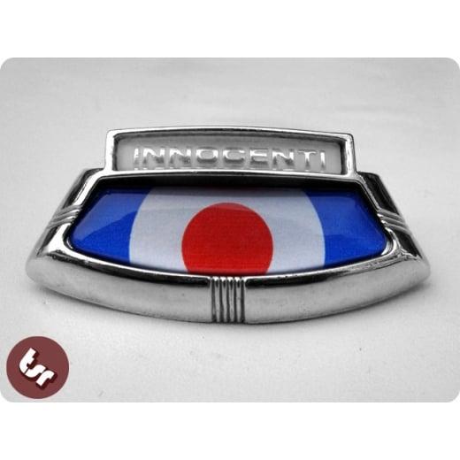 LAMBRETTA LIS/TV/SX TSR Horncast Badge MOD Target