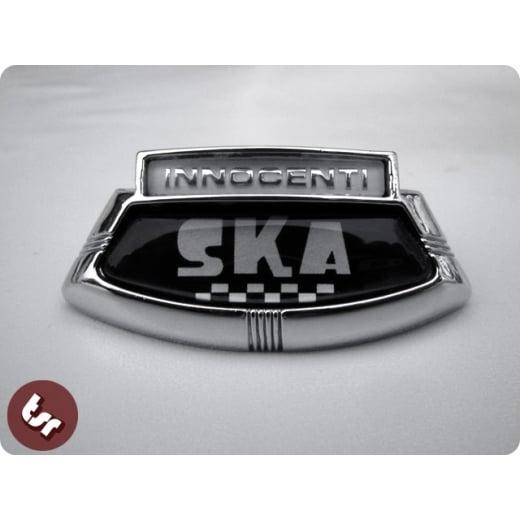 LAMBRETTA LIS/TV/SX TSR Horncast Badge SKA 2 Tone