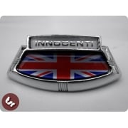 LAMBRETTA LIS/TV/SX TSR Horncast Badge Union Jack Flag