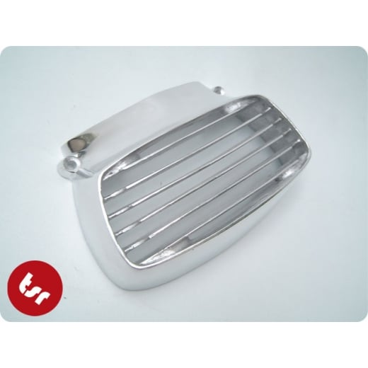 LAMBRETTA S3 GP/DL Horncast Grill - High Polish Alloy