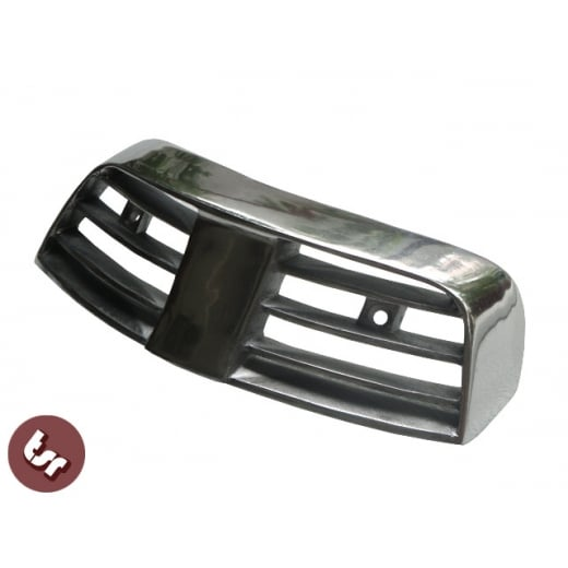 LAMBRETTA Series 2 Rear Frame Grill Polished Alloy