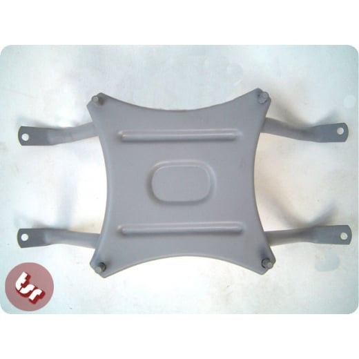 LAMBRETTA Series 2 Spare Wheel Holder Front Legshield Primer