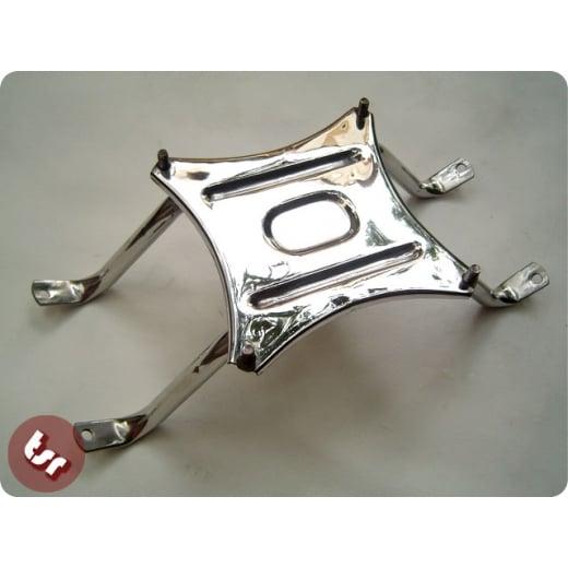 LAMBRETTA Series 2 Stainless Steel Spare Wheel Holder
