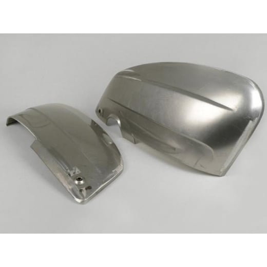 LAMBRETTA Series 3 LI Side Panels 100% Pressed Steel - Handle Type