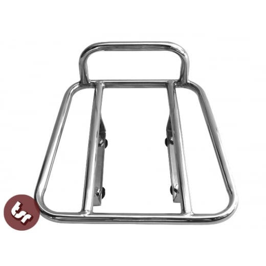 LAMBRETTA Series 3 S-Type Sebring Stainless Steel Sprint Rack SX/LI/TV/GP/DL af