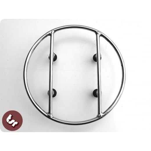 LAMBRETTA Series 3 Stainless Steel Sprint Rack -ROUND- SX/LI/TV/GP/DL/LIS