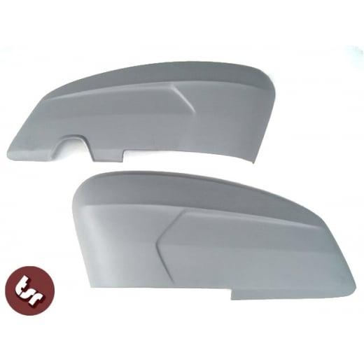 LAMBRETTA Side Panels SX200 CLIP-ON 100% Machine Pressed Primer