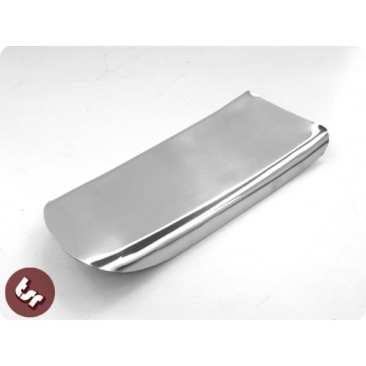 LAMBRETTA Stainless Steel Floor Board Centre Plate Mat Series 3 LI/TV/LIS/SX/GP