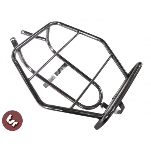 LAMBRETTA Stainless Steel Rear Wheel Holder/Carrier S3