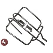 LAMBRETTA Stainless Steel Rear Wheel Holder/Carrier Series 2 LI / TV
