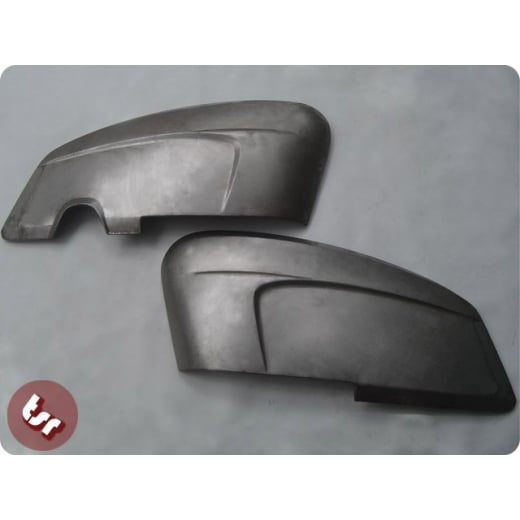 LAMBRETTA SX/LIS SPECIAL CLIP ON SIDE PANELS PRESSED