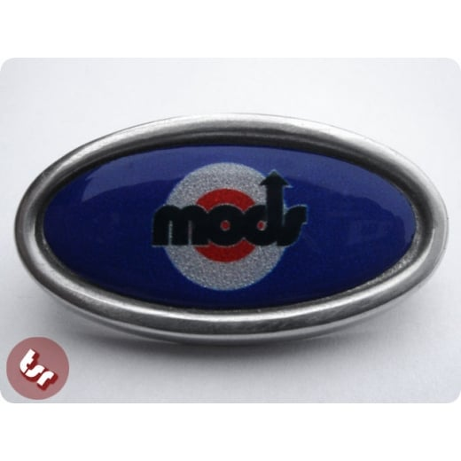 LAMBRETTA TSR Horncast Badge GP Custom Alloy Mods Mod