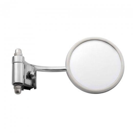Legshield Mirror RHS - ROUND
