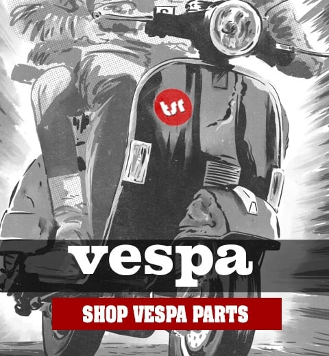 Shop Vespa Parts