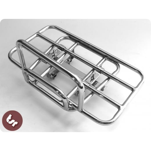 LAMBRETTA Series 3 Stainless Steel Sprint+Grand Touring Rack SX/LI/TV/GP