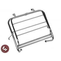 VESPA Stainless Steel Front Rack Carrier PX/VBB/LML/ET3