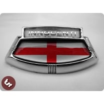 LAMBRETTA LIS/TV/SX TSR Horncast Badge England Flag