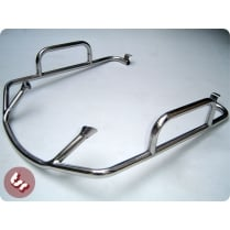 LAMBRETTA Series 3 Stainless Steel Legshield Crashbar LI/SX/TV/LIS