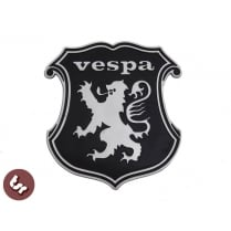 VESPA Billet CNC Shield/Crest/Lion/England Legshield/Panel/Frame Badge