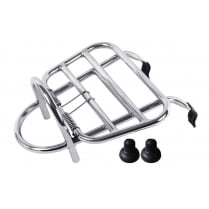 Vespa GTS/GT Front Touring/Luggage Rack Stainless Steel