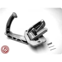 VESPA PX/T5 Rear Brake Foot Pedal Unit & Rubber Grip