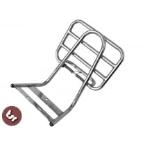 VESPA Stainless Rear Luggage Rack Carrier PX/LML/VBB/Sprint/Super
