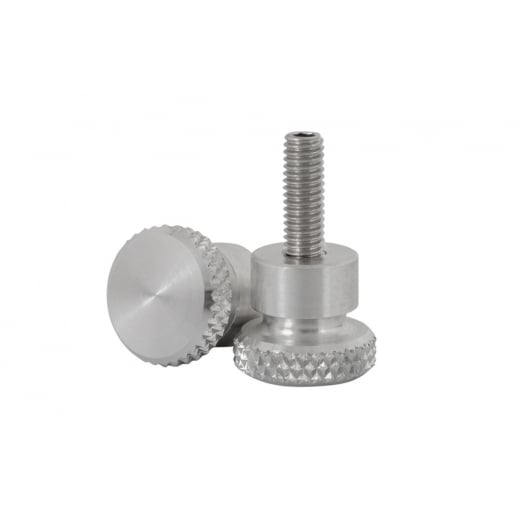 Motone Quick Release Aluminium Side Panel Bolts - Polished