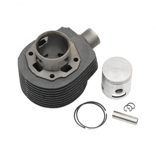 TOP QUALITY VESPA Cylinder Kit Barrell+Piston 3 Port PX125/150