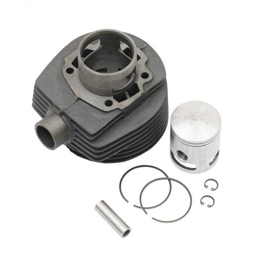 TOP QUALITY VESPA Cylinder Kit Barrell+Piston 5 Port PX125/150
