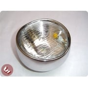 VESPA 150 VBB Front Headlight Unit with Chrome Ring