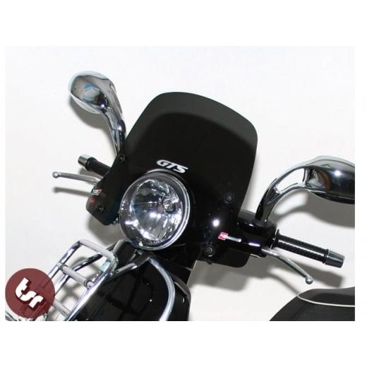 VESPA Black Driver Screen/FlyScreen GT/GTS 125/250/300