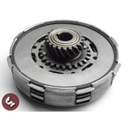 VESPA Clutch Assembly 21 Teeth/7 Spring 3 Plates PX 125 / T5 / LML