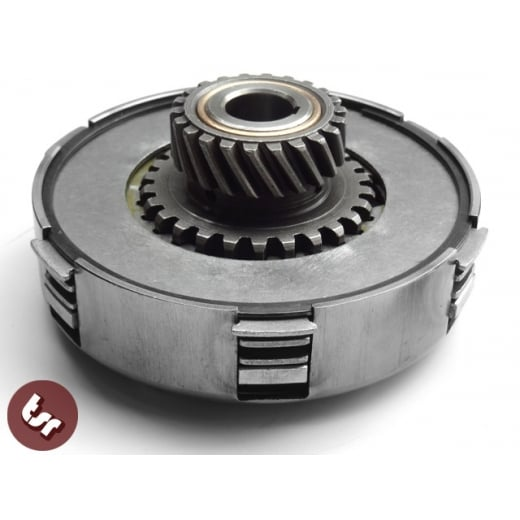 VESPA Clutch Assembly 22 Teeth/6 Spring 3 Plate -Sprint/PX/VBB Sportique/Super