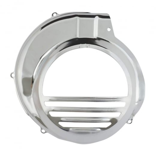VESPA Flywheel Cover PX Non-Electric-Start - CHROME