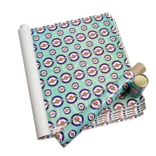 VESPA Gift Wrapping Paper Roll