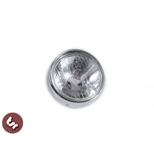 VESPA GS 150 160 QUALITY Siem Front Glass Head Light