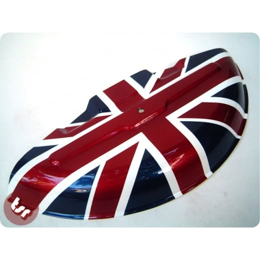 VESPA GS/RALLY/SS180 Spare Wheel Cover Union JackPaint