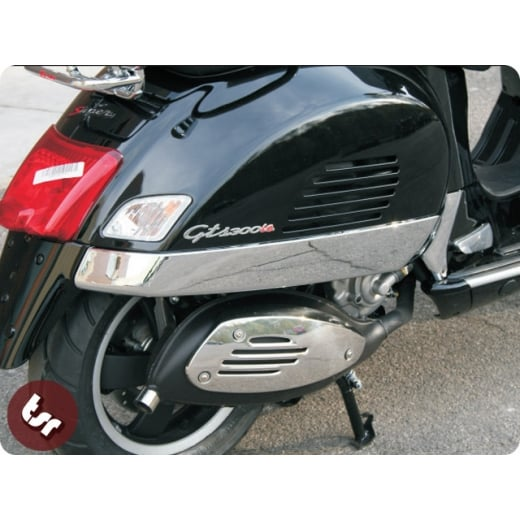 VESPA GTS 125/250/300 Custom Chrome Side Panel Trim